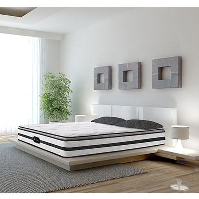 Simmons Beautyrest® Tilumé III mattress