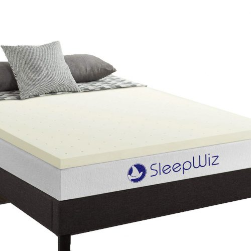 latex mattress topper Herculean SleepWiz main